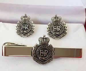 Aust/Army Cuff Link Tie Pin