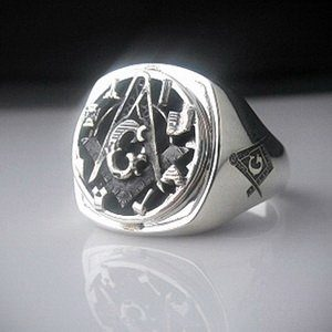 Masonic Ring Design 2