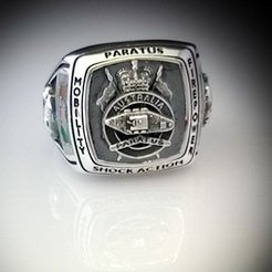 Australian Army 1st Armoured Regiment Ring