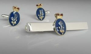 Australian Navy Cuff Links and Tie Pin Sets