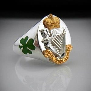 Royal Irish Rangers Ring