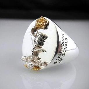 Royal Corps of Signals Ring