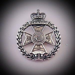Royal Green Jackets Pendant