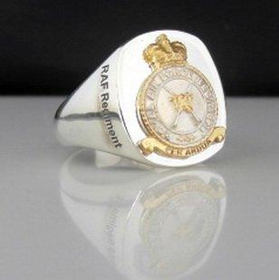 Royal Air Force Bespoke Regiment Ring